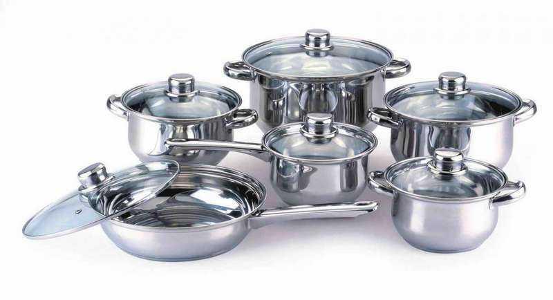 Посуда из цинка