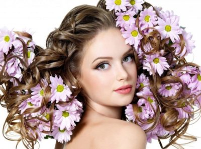 Натуральные средства для волос: правила ухода в домашних условиях