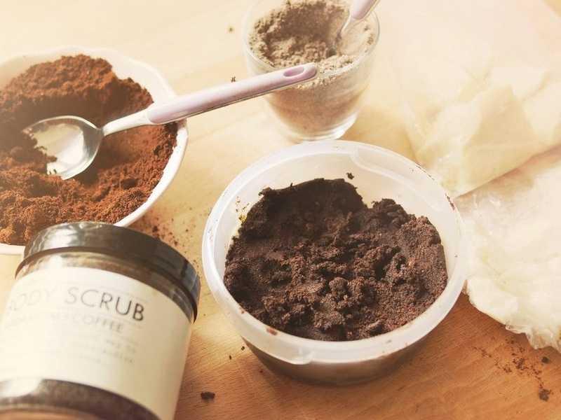 Изготовление натуральных скрабов для тела в домашних условиях: технология и рецепты для разных типов кожи