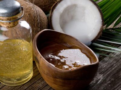 Применение натурального кокосового масла в косметологии: виды, состав и польза