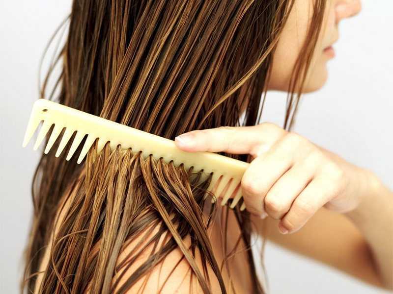 Применение натурального бальзама для волос: чем полезен и как сделать в домашних условиях?