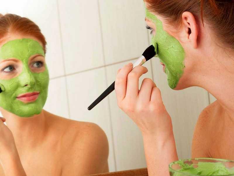 Омолаживающие натуральные маски для лица: лучшие рецепты и правила использования
