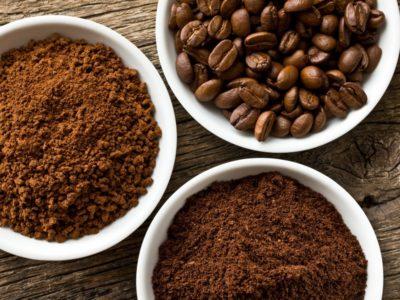 Очищающий скраб из натурального кофе: польза для тела и лица, приготовление в домашних условиях