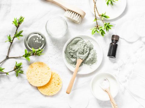 Натуральные рецепты по уходу за кожей