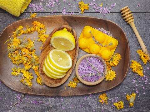 Натуральные продукты – альтернатива кремам для лица
